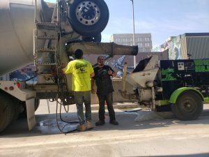 Concrete Pumping Sacramento