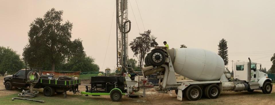 Concrete Pump Sacramento